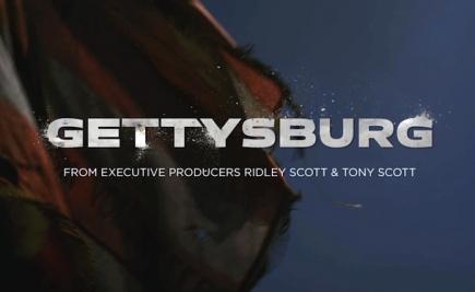 Gettysburg Premiere
